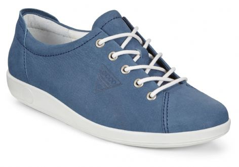 ECCO Ladies Shoes Soft 2 True Navy